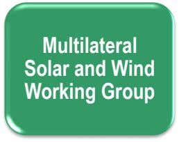 Multilateral Solar and Wind Working Group