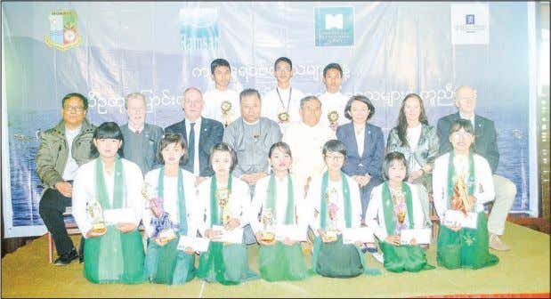 3 FEBRUARY 2019 THE GLOBAL NEW LIGHT OF MYANMAR NATIONAL World Wetlands Day celebrated in Inle