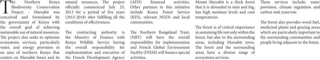 DAILY NATION Monday May 19, 2 0 1 4 Advertiser's Announcement 23