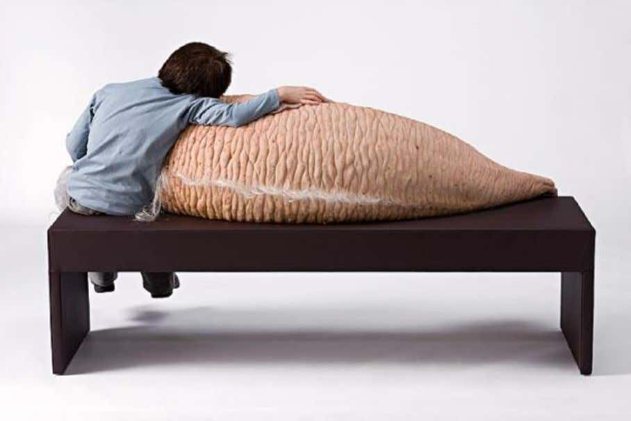 (Fig. 31) Patricia Piccinini's The Long Awaited (2008).