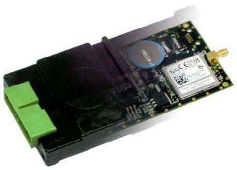 module. Figure 2.5 shows the PS board (Hectronic H6039). Figure 2.5: The Hectronic H6039 board which