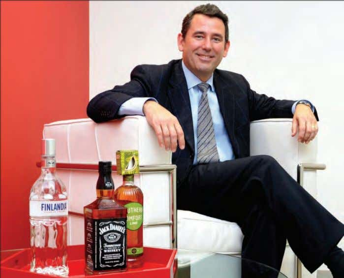 speak easy Brown-Forman's Michael J. Keyes President, North American Region The Beverage Network sat down with
