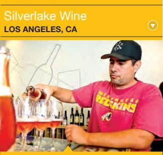 Silverlake Wine Los angeLes, Ca
