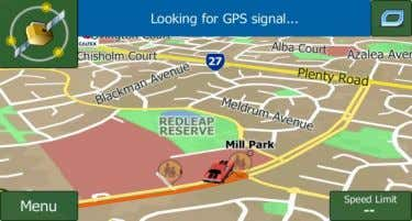 you see, the closer you are to get the valid GPS position. When GPS position is