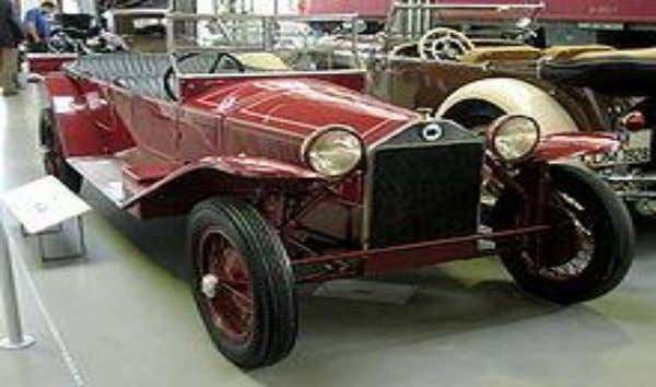 Lancia Lambda The vintage era lasted from the end of World War I (1919), through the