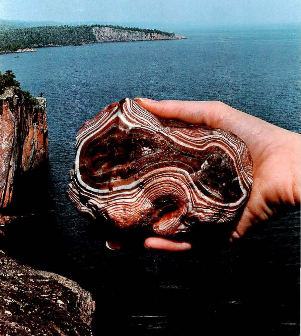 The Lake Superior Agate by Scott F Wolter