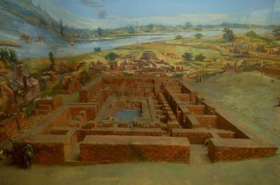 even before BC.2700. Features of Indus Valley Civilization  BC. 2700- BC.1900 ie for 800 years.