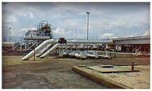 HANDLING PROCESSES WELLS GAS COMPRESSION & TREATMENT PRODUCTION GATHERING GAS STORAGE & DISPATCH OIL STORAGE