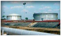 TREATMENT PRODUCTION GATHERING GAS STORAGE & DISPATCH OIL STORAGE & DISPATCH GAS-LIQUID SEPARATION OIL