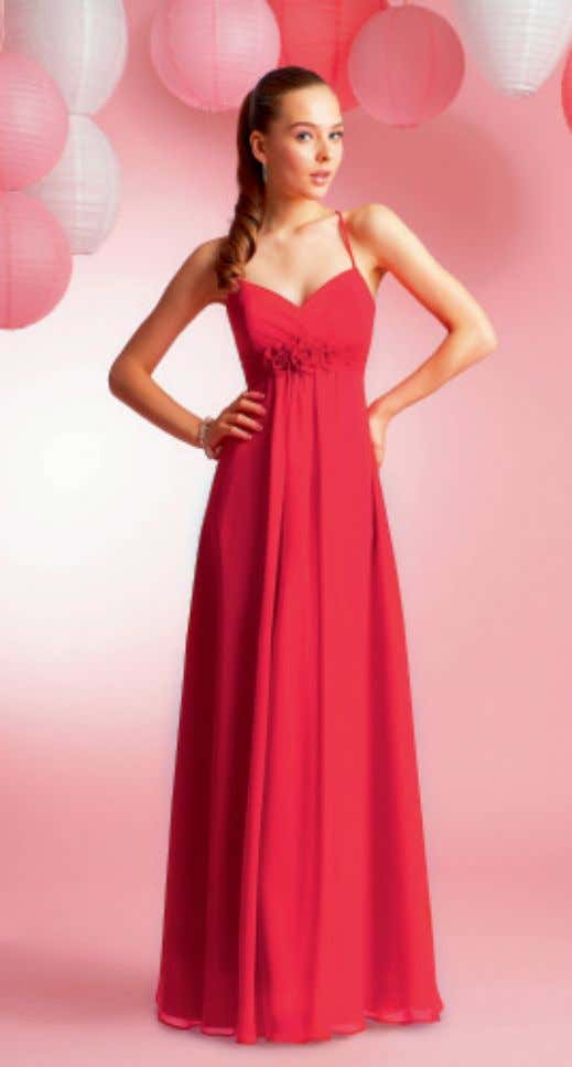 Bridesmaid gowns from It's All About the Dress in Hedon. It's important the bridesmaids' outfits