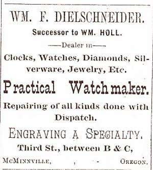 brothers, who by 1898 were hailed as the leading jewelers and opticians on the west side