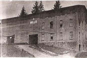 angles circa 1900, and a group of unknown mill workers Star Flouring Mill ! The Star