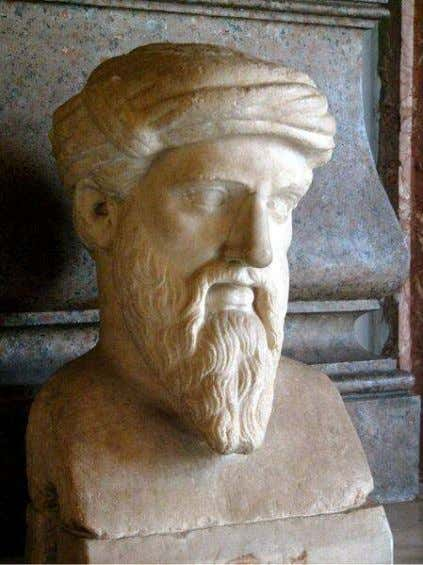 some- thing in common, namely quantity of their members. Greek mathematician Pythagoras (c. 570 – c.