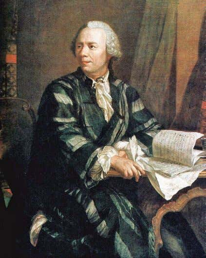 Most of the mathematical notation in use today was not Leonhard Euler , who created and