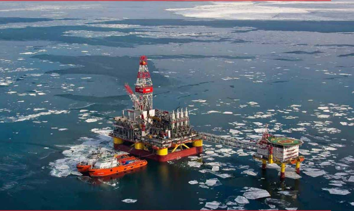 cHallenGes foR Russian oil and Gas indusTRY 42