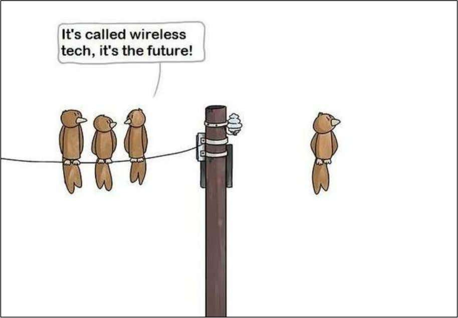 WIRELESS TECHNOLOGY A REVOLUTION IN MODERN COMMUNICATION