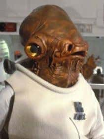 leader at CL 13: Admiral Ackbar (as of Episode VI) CL 13 Medium Mon Calamari noble