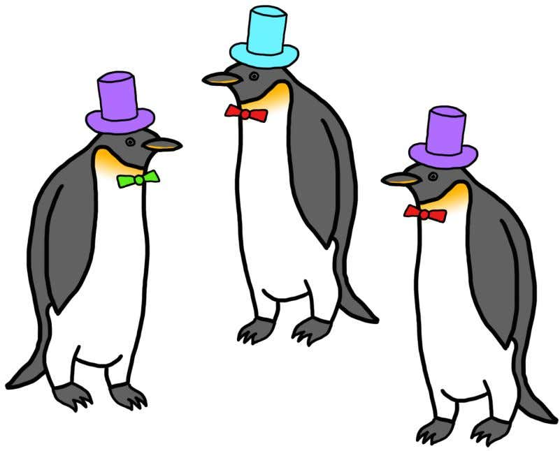 Inference: A Primer 83 Dataset of Penguins At this point an easy question to ask is