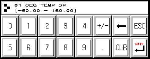 beeping ▶ sound. ○ 1 INPUT KEY ONLY FOR SETTING NUMBERS ○ 2 INPUT KEY FOR