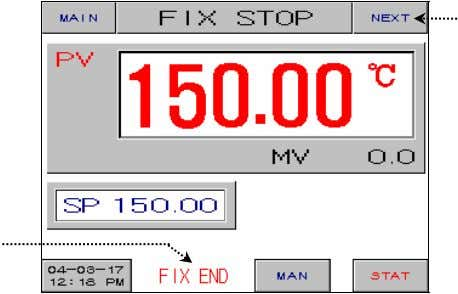 Figure 2-18. Fix Stop– Fix operation at the end ○ 1 ○ 2 Figure 2-19. Fi