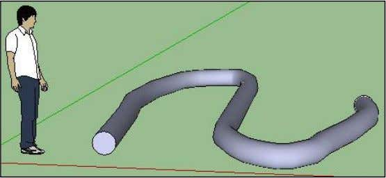 circle that you drew. The result is a long snake-like hose. TIP: If that didn't work