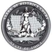 E-FILED 2014 JAN 23 11:20 AM SAC - CLERK OF DISTRICT COURT State of Iowa Courts