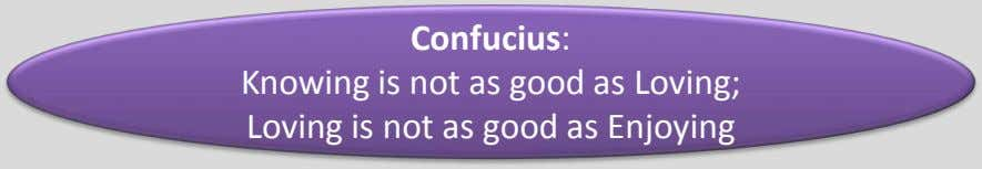 Confucius: Knowing is not as good as Loving; 012 Larsen & Toubro Limited : All