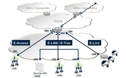backhaul offerings and make maximum use of installed fiber. Figure 43. Carrier Ethernet 2.0 (CE 2.0)