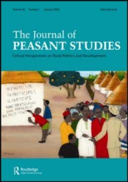 Mortimer House, 37- 41 Mortimer Street, London W1T 3JH, UK Journal of Peasant Studies Publication details,