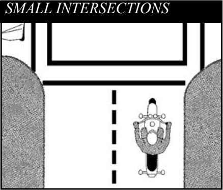 SMALL INTERSECTIONS