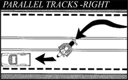 PARALLEL TRACKS -RIGHT