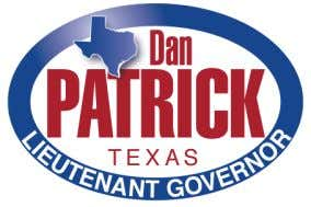 FOR IMMEDIATE RELEASE: Thursday, October 18, 2018 Contact: Allen Blakemore 713-526-3399 Patrick Announces Endorsements for
