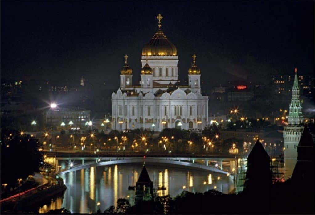 Special Report 20 YEARS SINCE THE FALL OF THE SOVIET UNION 33 The Cathedral of Christ