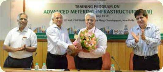 Program on Advance Metering Infrastructure in July 2019 from 04 – 05 July 2019 in New