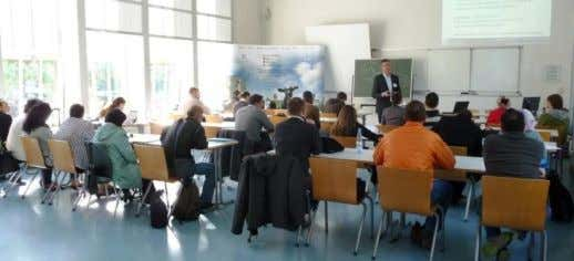 knowledge. The course will be conducted in English language. The focus of this training course is