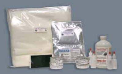includes all the necessary items for using the CyanoSafe™. CATAlOg nO. DESCriPTiOn PriCE CAS10