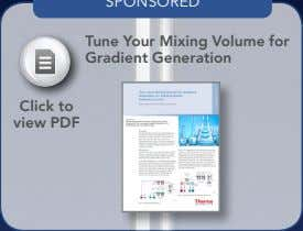 Tune Your Mixing Volume for Gradient Generation Click to view PDF