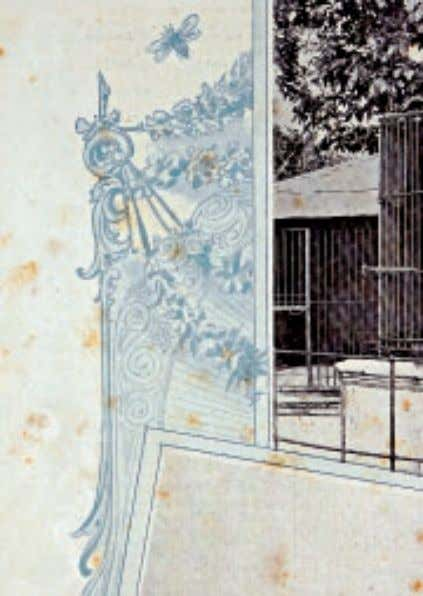 the presence of Art Nouveau in the graphic arts of the time. Reproduções de páginas do