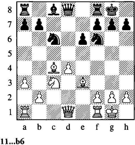 A typical, yet original IQP position. White's bishop pair and good development offer hope of securing