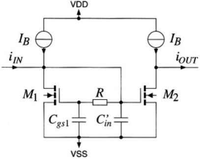 Nevertheless, the NMOS resistor requires additional circuitry that tunes the resistance value with a control voltage