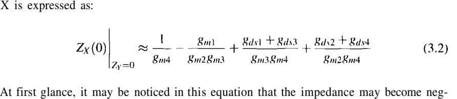 X is expressed as: At first glance, it may be noticed in this equation that