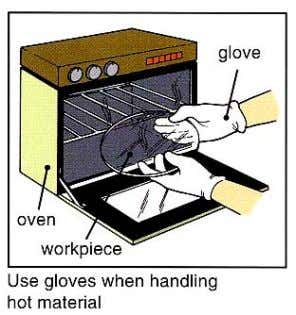 there are some basic rules that should be followed. General Workshop Safety Make sure your apron
