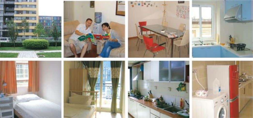 bedroom in a simple but furnished and equipped apartment. PRIVATE ST UDIO APARTM ENT This option