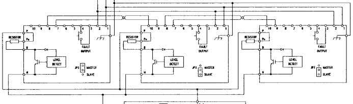 • I 'L:::='-1 QI CONTROL CIII(.'I,III Figure 1.16: 44S0-FVG+ and 460S-FVG+ Power Circuit Wiring