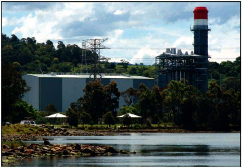 Introduction to Tallawarra Combined-cycle power plant TRU energy's Tallawarra combined-cycle plant The Tallawarra
