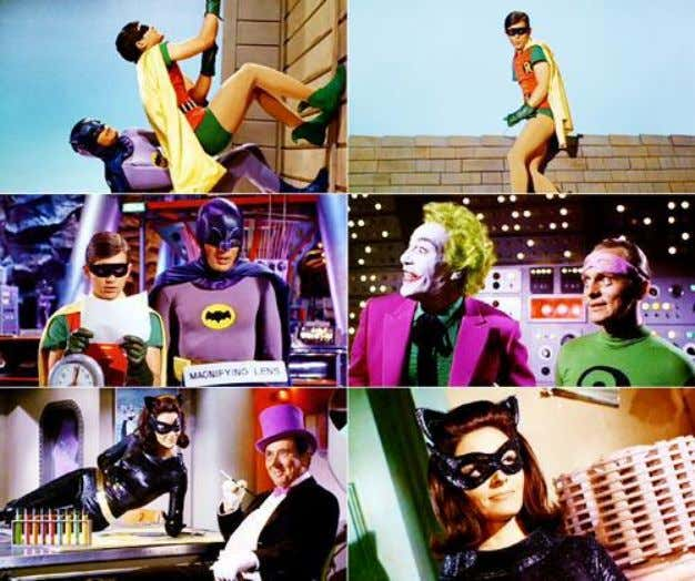 Batman: O Homem Morcego (Batman – The Movie) 1966