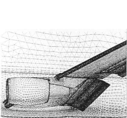 van Dam / Progress in Aerospace Sciences 38 (2002) 101–144 Fig. 27. Close-up view of surface