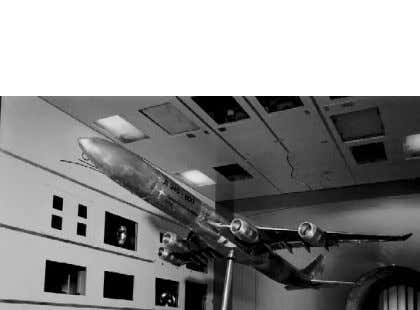 in DERA 5 m tunnel (photo courtesy of the Boeing Company). Fig. 50. Full model of