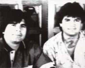 "1980. Finally, Jesús could ""I JUST REPORT THE TRUTH"" (Left) When assassins tried to silence Jesús"