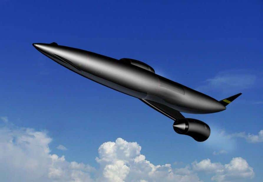 for the detailed design of hardware intended for production. Figure 1: SKYLON C2 in Flight †